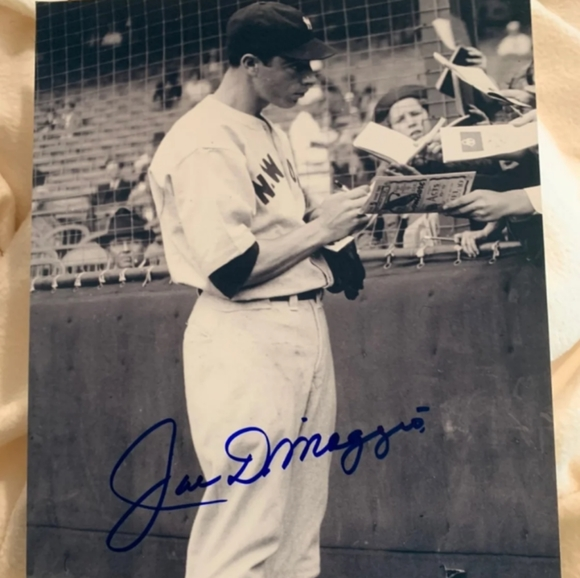 Other - Autographed photo